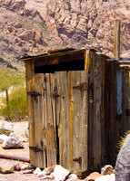 Desert Outhouse 3220