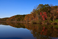 Fall at Little Buffalo State Park 4356